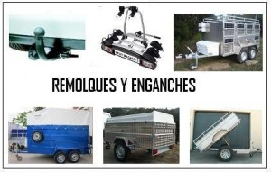 REMOLQUES Y ENGANCHES